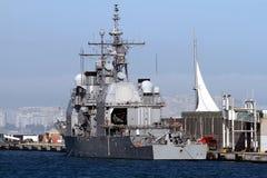 War ship Royalty Free Stock Photo
