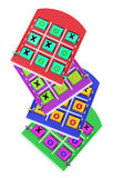 TicTac Toe Game Royalty Free Stock Images