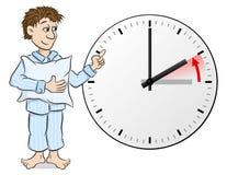 Tid ändring till normaltid