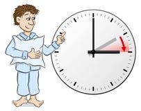 Tid ändring till sparande tid för dagsljus
