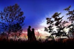 Tid av dröm- bilder Arkivfoto