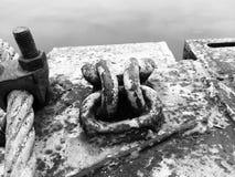 Tid av stål Royaltyfri Fotografi