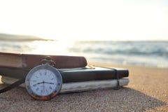 Tid bakgrund Fotografering för Bildbyråer