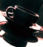 tid för kaffe 3 Arkivbild