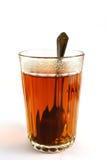 tid för tea för klockalivstid fortfarande Fotografering för Bildbyråer