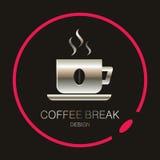 Tid för kaffeavbrott Royaltyfri Fotografi