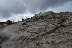 Tidaan. Rock on the beach of Hualian Stock Photos