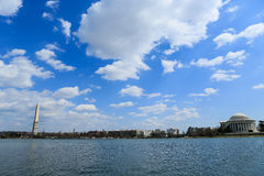 Tidal Basin Washington Stock Images