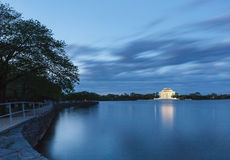 Tidal Basin Washington DC Landscape Stock Photo