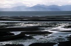 Tidal Flats Royalty Free Stock Photos