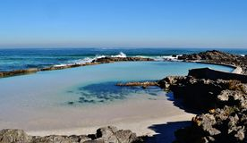 Tidal pool Stock Images
