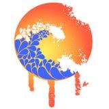 Tidal Wave Royalty Free Stock Image