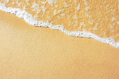 Tide. Sand, water, sea, beach, waves... -  wonderful Stock Photography