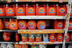 Tide Laundry Detergent Stock Photography