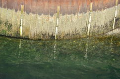 Tide Layers Stock Image