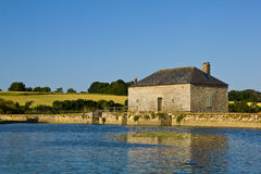 Tide mill - landscape Royalty Free Stock Image