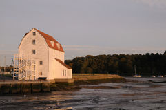 Tide Mill Woodbridge Stock Photo