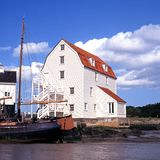 Tide Mill, Woodbridge. Stock Photo