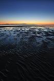 Tide patterns stock images