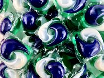 Tide pods royalty free stock photo