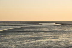 Free Tideland At The Northsea Royalty Free Stock Images - 30476129