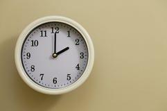 Tiden för klocka` s är `-klockan för nolla 2 Royaltyfri Fotografi