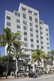 The Tides Hotel Ocean Drive Stock Photos