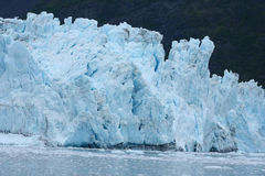 Tidewater glacier Royalty Free Stock Image