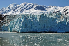Tidewater Glacier, Prince William Sound, Alaska Royalty Free Stock Photo