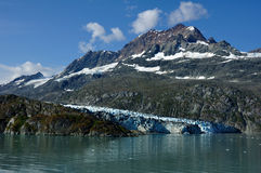 Tidewater Lambplugh Glacier, Alaska Stock Photos