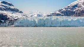 Tidewater lodowiec Zdjęcia Stock