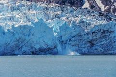 Tidewater lodowiec, wiosna, Alaska Obraz Royalty Free