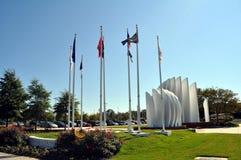 Tidewater Veterans Memorial, Virginia Beach Stock Photography