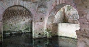 Tidig kristen baptistery Royaltyfria Foton