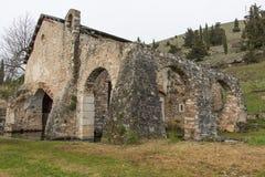 Tidig kristen baptistery Royaltyfri Bild