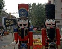 Tidigare italienskt medgivande, Tianjin, Kina royaltyfria foton