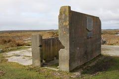 Tidigare Marconi plats Royaltyfria Bilder