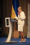 tidigare ukraine för ministerprimetymoshenko yulia Royaltyfri Fotografi