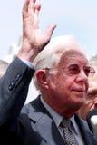 Tidigare USA-president Jimmy Carter Arkivbild