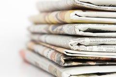 Tidning Arkivbild