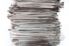 Tidningar Arkivbilder