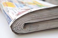 Tidningar Arkivbild