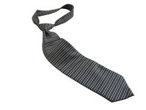Tie. Business tie isolated on white background stock photos