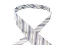 Tie. Isolated object on white background Stock Photography