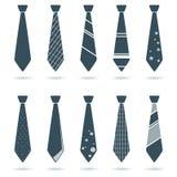 tie illustration stock