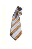 Tie. Neck Tie isolated on white Royalty Free Stock Photo