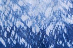 Tie batik dyeing tie batik indigo color or mauhom color background. Tie batik dyeing tie batik indigo color or mauhom color on fabric background stock photos