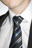 Tie close up Royalty Free Stock Images