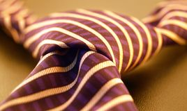 Tie Closeup stock photo