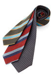 Tie collection Royalty Free Stock Image